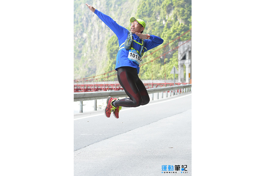 Pictures are authorized by Running Biji;攝影師:簡哲鴻